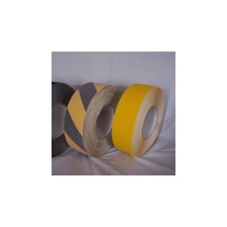 Samoprzylepna taśma antypoślizgowa żółta 5 cm