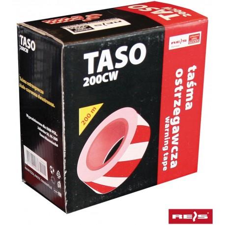 Taśma ostrzegawcza TASO 200 metrów