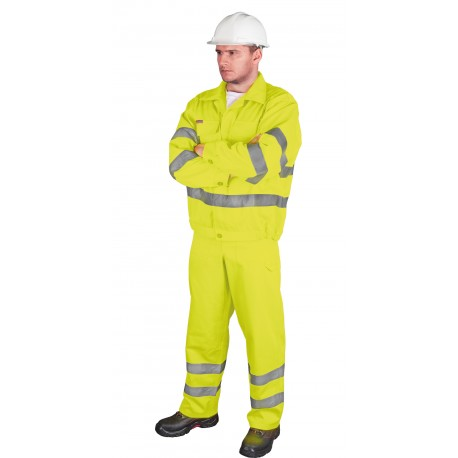 Ubranie ochronne Lighter żółte