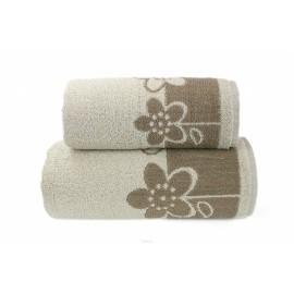 Ręcznik Paloma 2 70x140 brązowy