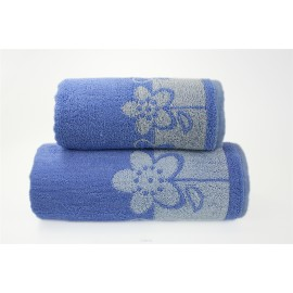 Ręcznik Paloma 2 70x140 niebieski