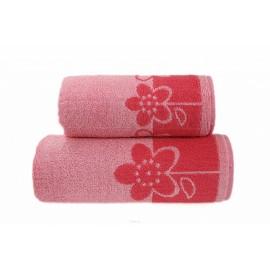 Ręcznik Paloma 2 70x140 różowy