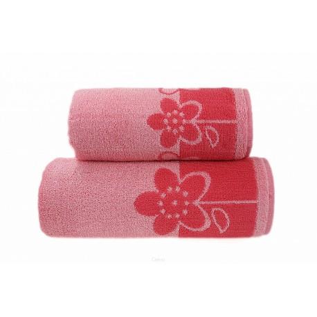 Ręcznik Paloma2 70x140 różowa