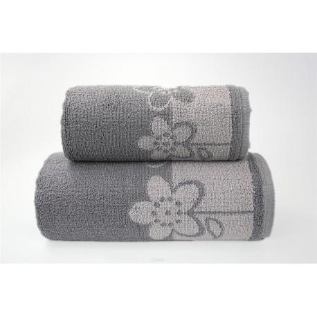 Ręcznik Paloma 2 50x100 szary