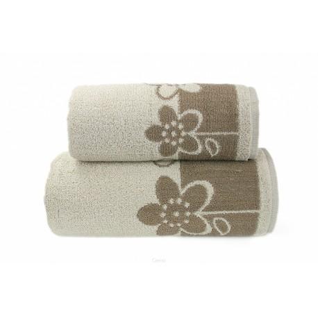 Ręcznik Paloma 2 50x100 brązowy