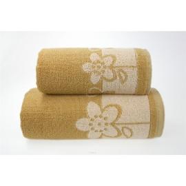 Ręcznik Paloma 2 50x100 morelowy