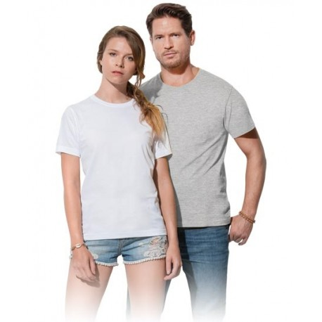 T-shirt Stedman 2000 szary