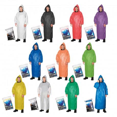 Płaszcz ochronny przeciwdeszczowy PPF