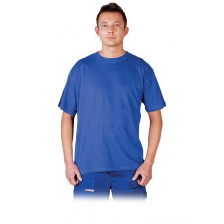 T-shirt niebieski TSM