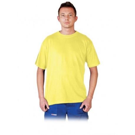 T-shirt żółty TSM