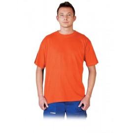 T-shirt TSM pomarańczowy
