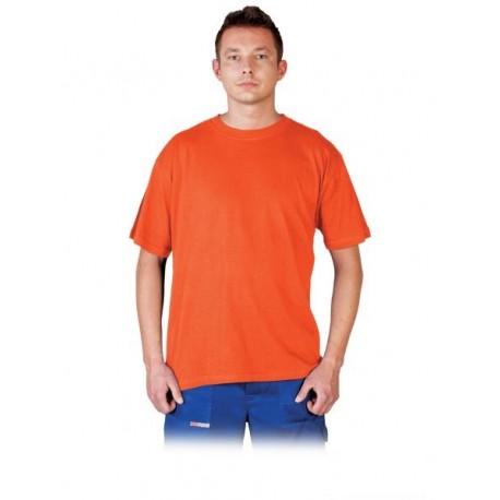 T-shirt pomarańczowy TSM