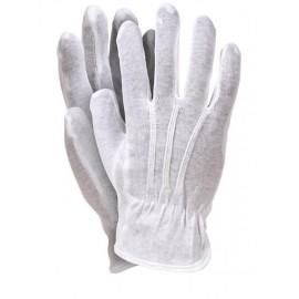 Rękawice ochronne bawełniane RWKBLUX