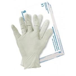 Rękawice lateksowe RALATEX 100szt.
