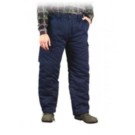 Spodnie ochronne ocieplane do pasa TAIGA