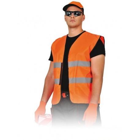Kamizelka ostrzegawcza pomarańczowa KOS-5