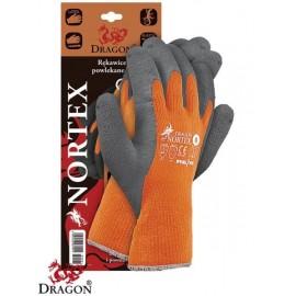 Rękawice ochronne ocieplane NORTEX