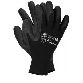 Rękawice ochronne powlekane RDR czarne
