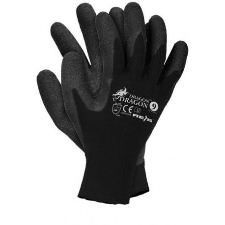 Rękawice ochronne RDR czarne