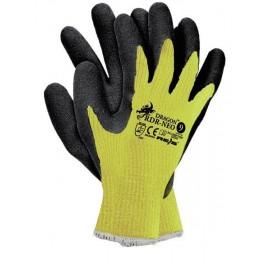 Rękawice ochronne powlekane RDR - NEO żółte