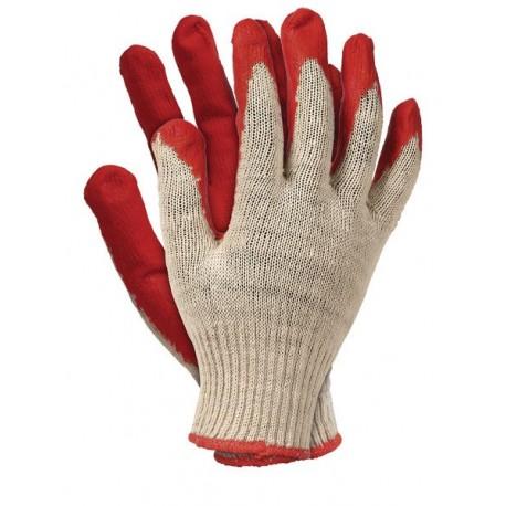Rękawice ochronne wampirki RU czerwone