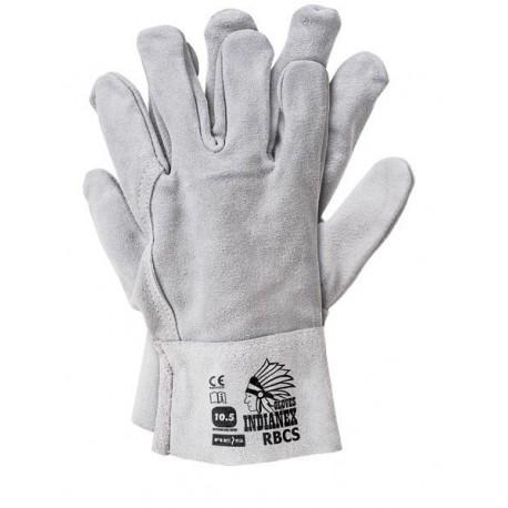 Rękawice ochronne skórzane RBCS