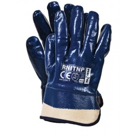 Rękawice ochronne nitrylowe RNITNP