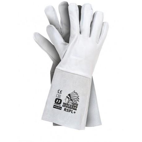 Rękawice ochronne spawalnicze RSPL+