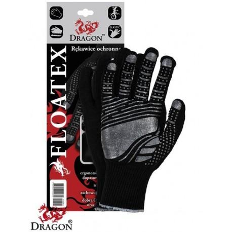Rękawice ochronne z nakropieniem FLOATEX