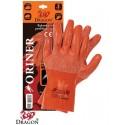 Rękawice ochronne gumowe ORINER