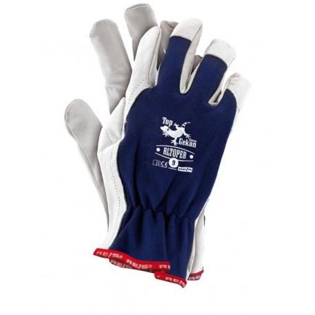 Rękawice ochronne skórzane RLTOPER