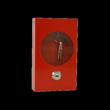 Szafka na klucz czerwona