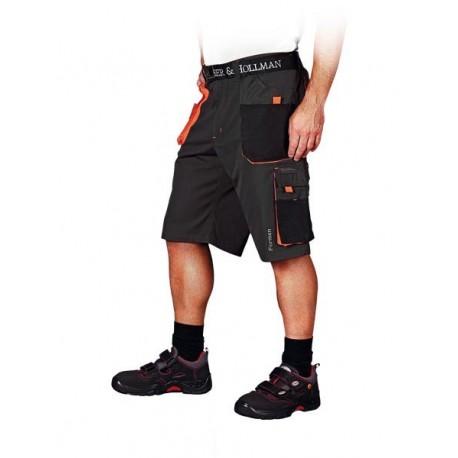 Spodnie ochronne do pasa krótkie LH-FMN-TS