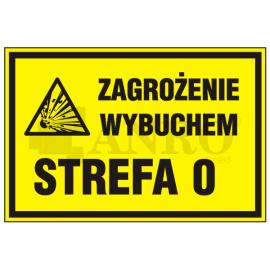 Strefa zagrożenia wybuchem Strefa 0 200x300