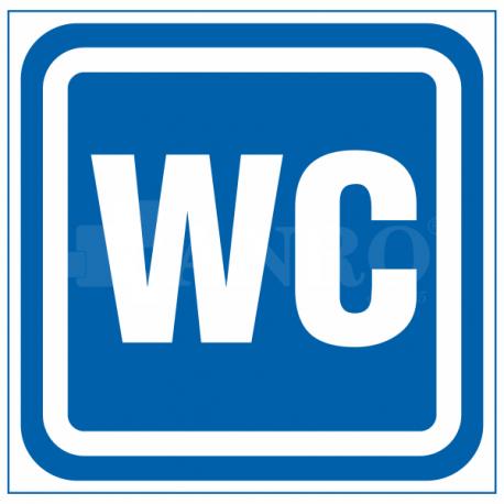 Oznaczenie WC 150x150