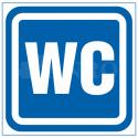 Oznaczenie WC 100x100